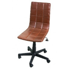 Компьютерный стул Союзрегионпоставка СРП 079 черн/экотекс 3066
