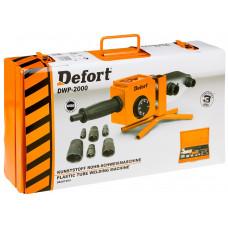 Аппарат для раструбной сварки DeFort DWP-2000