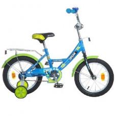 Детский велосипед Novatrack 143URBAN.BL6 URBAN 14