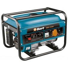 Бензиновая электростанция Bort BBG-3500