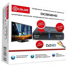 TV-тюнер D-Color DC902HD