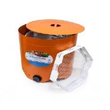 Сушилка ТермМикс Электромаш с 4 решетками оранжевый