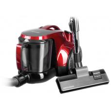 Пылесос Redmond RV-C343 красный/черный