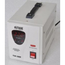 Стабилизатор напряжения Rucelf CTAP-2000VA
