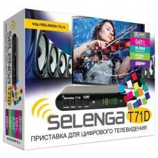 TV-тюнер Selenga T71D