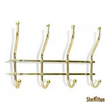 Вешалка Sheffilton 12463B золото