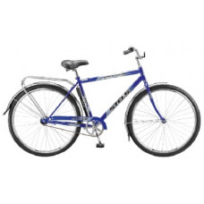 Велосипед Stels Navigator-350 GENT 28-20 Синий+корзина