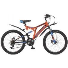 Велосипед Stinger 24SFD.HIGH10D.16OR7 24