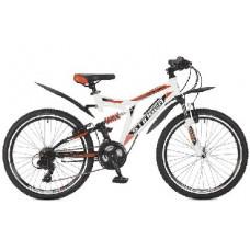 Велосипед Stinger 24SFV.HILAND2.16WH7 24