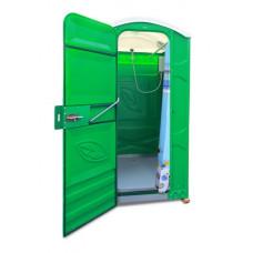 Уличная душевая кабина «Бриз» с проточным водонагревателем