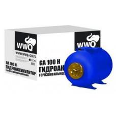Гидроаккумулятор WWQ GA100H горизонтальный