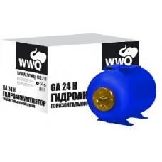 Гидроаккумулятор WWQ GA24H горизонтальный
