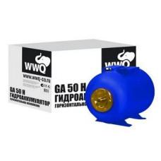 Гидроаккумулятор WWQ GA50H горизонтальный