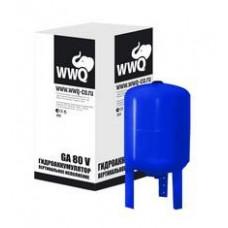 Гидроаккумулятор WWQ GA80V вертикальный