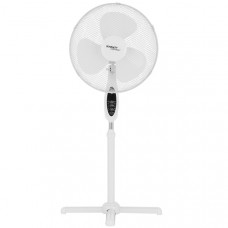 Вентилятор напольный Scarlett SC-SF111RC08 белый