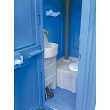 Туалетная кабина «Экомарка Евростандарт Люкс».